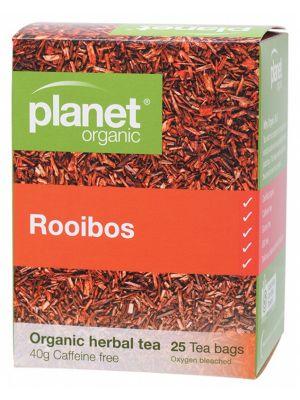 PLANET ORGANIC Rooibos Tea Bags 25 bags