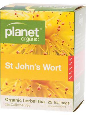 Planet Organic St John's Wort Tea Bags 25 bags