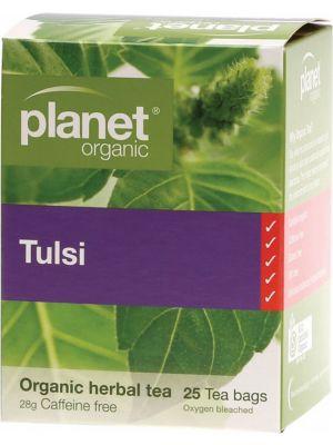 Planet Organic Tulsi Tea Bags 25 bags