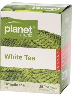 Planet Organic White Tea Tea Bags 25 bags