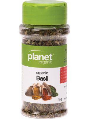 PLANET ORGANIC Basil 15g