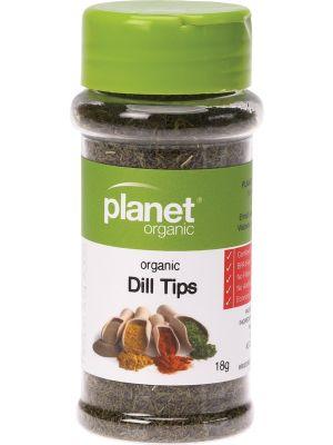 PLANET ORGANIC Dill Tips 18g