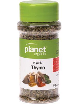 PLANET ORGANIC Thyme 12g