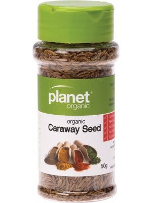 PLANET ORGANIC Caraway Seed 50g