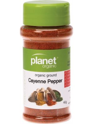 PLANET ORGANIC Cayenne Pepper 40g