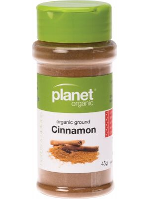PLANET ORGANIC Cinnamon 45g