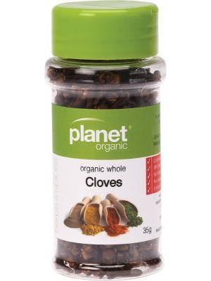 PLANET ORGANIC Cloves 35g
