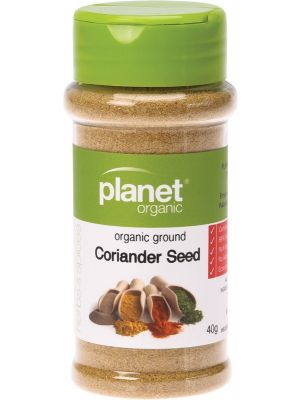 PLANET ORGANIC Coriander Ground 40g