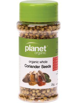 PLANET ORGANIC Coriander Seeds 25g