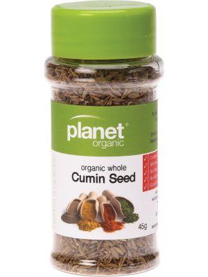 PLANET ORGANIC Cumin Seed 45g