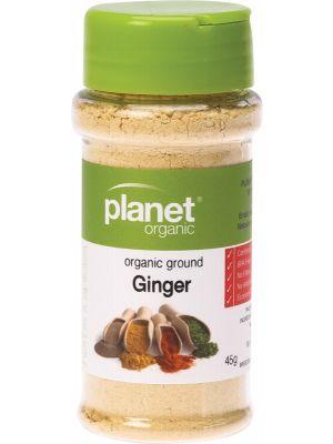PLANET ORGANIC Ginger 45g