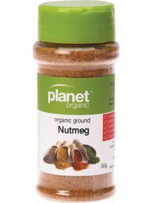 PLANET ORGANIC Nutmeg 50g