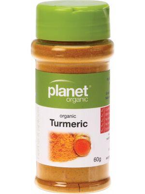 PLANET ORGANIC Turmeric 60g