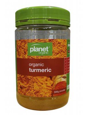 PLANET ORGANIC Turmeric 300g