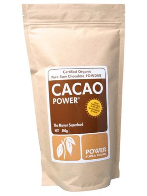POWER SUPER FOODS Cacao Cacao Power - Powder 500g