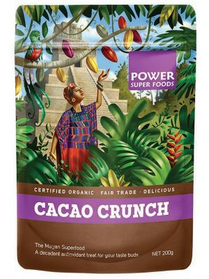 Power Super Foods Cacao Crunch Nibs 200g