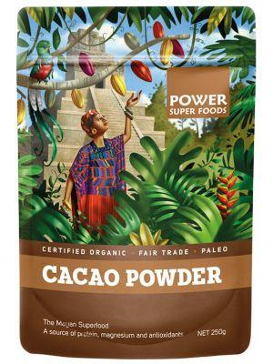 Power Super Foods Cacao Powder 250g