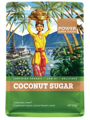 Power Super Foods Coconut Palm Sugar 500g