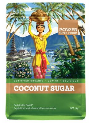 Power Super Foods Coconut Palm Sugar 1kg