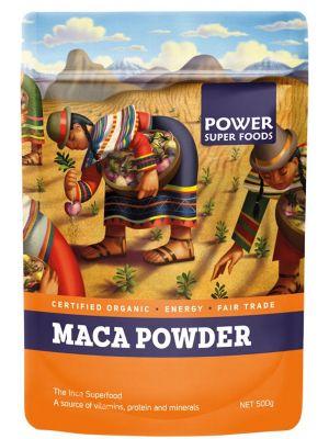 Power Super Foods Maca Powder 500g