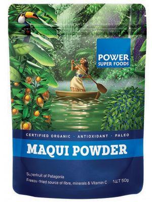 Power Super Foods Maqui Powder 50g
