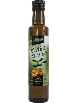 PRESSED PURITY Olive Oil Cold Pressed 250ml