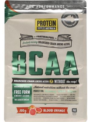 PROTEIN SUPPLIES AUST. BCAA Blood Orange 200g