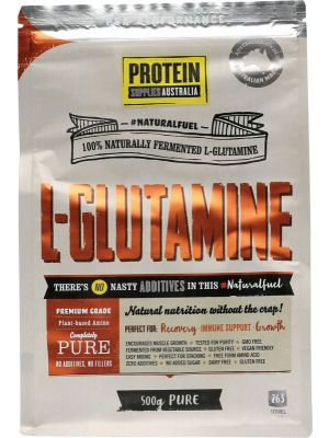 PROTEIN SUPPLIES AUST. L-Glutamine 500g