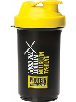 PROTEIN SUPPLIES AUST. Multi Compartment Shaker 400ml