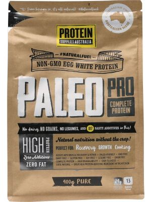 PROTEIN SUPPLIES AUST. PaleoPro Pure 400g