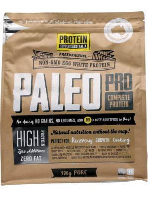 PROTEIN SUPPLIES AUST. PaleoPro Pure 900g