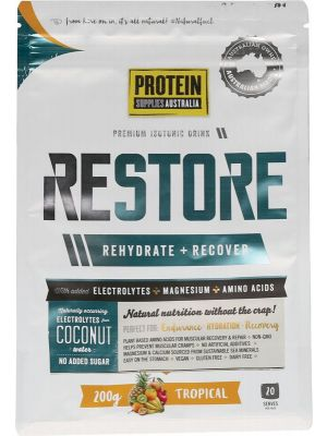 PROTEIN SUPPLIES AUST. Restore Tropical 200g