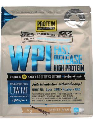 PROTEIN SUPPLIES AUST. WPI Vanilla 1kg
