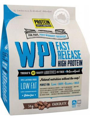 PROTEIN SUPPLIES AUST. WPI Chocolate 3kg