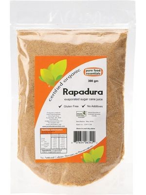 Pure Food Essentials Rapadura 300g