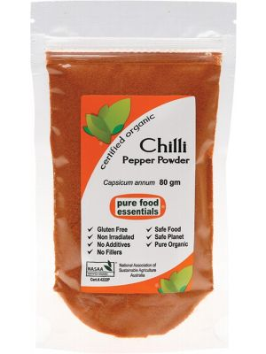 Pure Food Essentials Chilli Powder 80g