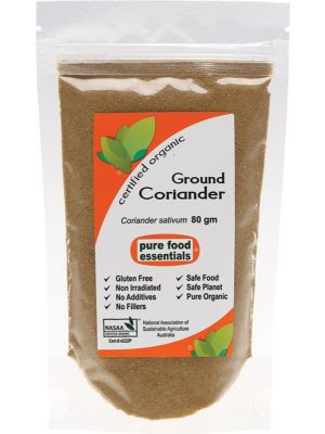 Pure Food Essentials Coriander Powder 80g