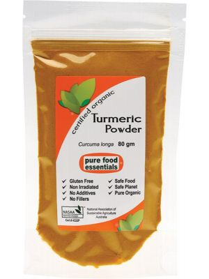Pure Food Essentials Turmeric Powder 80g