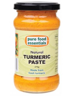PURE FOOD ESSENTIALS Spices Turmeric Paste 275g