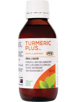PURE FOOD ESSENTIALS Turmeric Plus 100ml