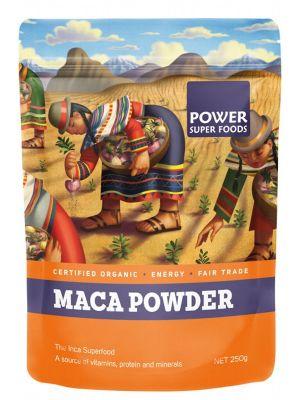 Power Super Foods Maca Powder 250g