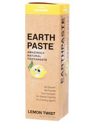 REDMOND EARTHPASTE Toothpaste Lemon Twist 113g