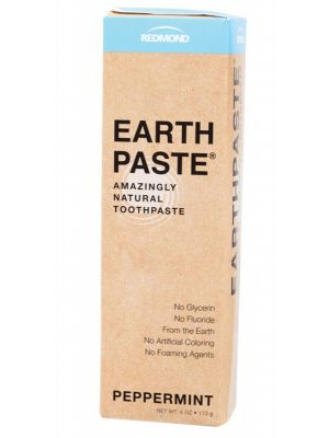 Redmond Earthpaste Toothpaste Peppermint 113g