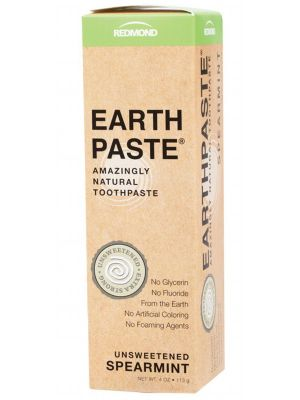 Redmond Earthpaste Toothpaste Spearmint 113g