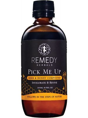 REMEDY HERBALS Herb & Honey Compound Pick Me Up 200ml
