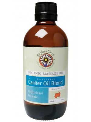 Riddells Creek Carrier Oil Blend 200ml