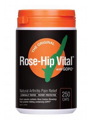 Rose-Hip Vital Arthritis Capsules 250 caps