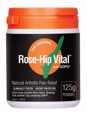 Rose-Hip Vital Arthritis Powder 125g