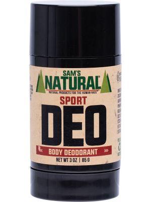 SAM'S NATURAL Deodorant Stick Sport 85g