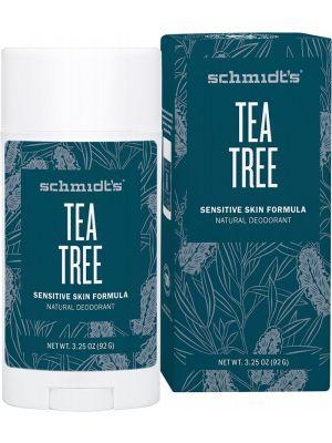 SCHMIDT'S Deo Stick Tea Tree 92g